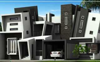 Как определить фасад дома по фэн шуй