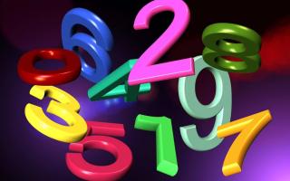 Счастливые цифры по фэн-шуй для денег