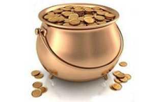 Рисовая чашка фэн-шуй для привлечения денег
