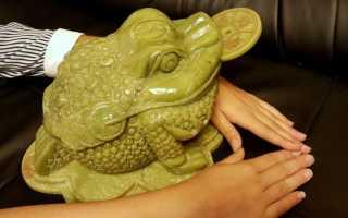 Лягушка как символ что означает фэн-шуй