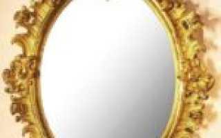 Зеркало слева от входной двери по фэн шуй