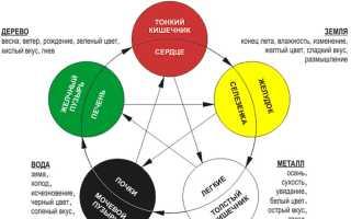 Энергия пяти элементов – основа гармонии в вашей жизни