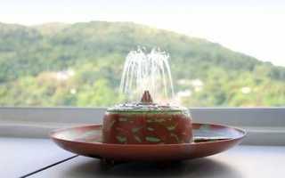 Денежный фонтан по фэн-шуй