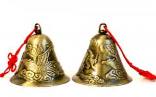 Китайские колокольчики фэн шуй слушать