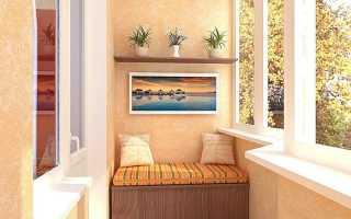 Цвет балкона по фэн-шуй