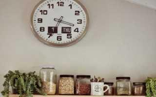 Часы в доме по фэн шуй