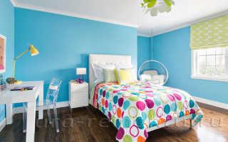 Расстановка мебели в детской комнате по фэн шуй