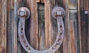 Подкова по Фен шуй (талисман на счастье): значение и история