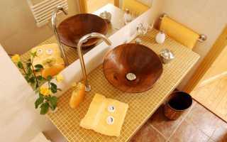 Ракушки в ванной по фэн шуй