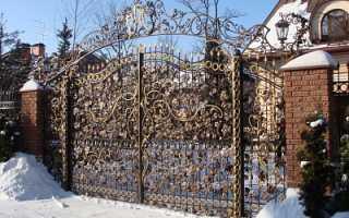 Цвет ворот по фэн-шуй