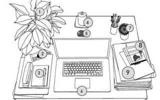 Как улучшить дела на работе с помощью фэн-шуй