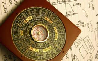 Как определить зоны по фэн-шуй в квартире без компаса