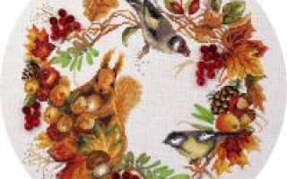 Панна схемы вышивки крестом фэн шуй