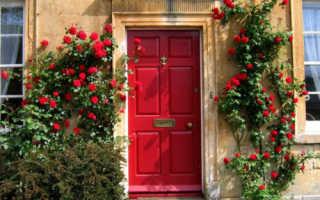 С какой стороны должна быть входная дверь по фэн шуй