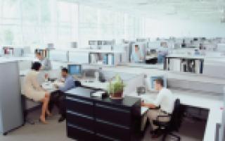 Как сидеть в офисе по фэн шуй