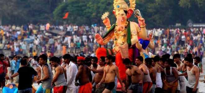 Бог Ганеша (слон) – индийское божество