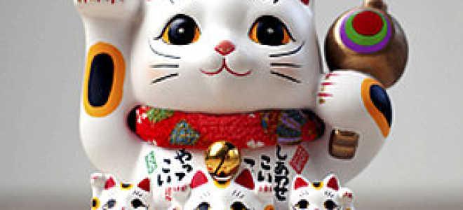 Кошка символ чего по фэн-шуй